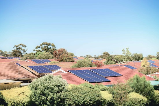 Solar panels could increase your property's value